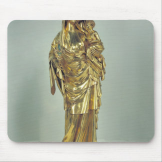 Reliquary of the Virgin of Jeanne d'Evreux Mouse Pad