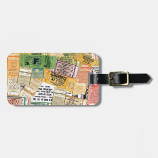 Reliving the Seventies Luggage Tag