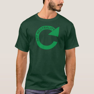 Reload Net Neutrality - Green T-Shirt