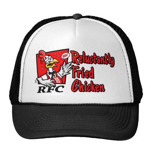 Reluctantly Fried Chicken Cap