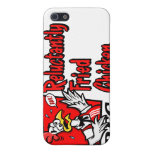 Reluctantly Fried Chicken iPhone 5/5S Cover