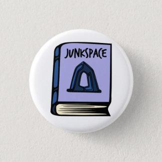Rem Koolhaas Junkspace Book Button