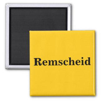 Rem-separate magnet sign gold Gleb