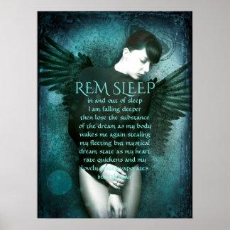 REM Sleep Poster