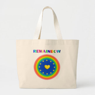 Remainbow Large Tote Bag