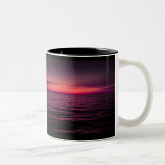 Remains of a Sunset Coffee Mugs