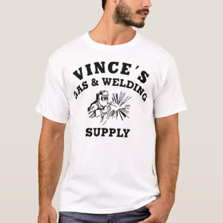 Remake of Vince's Welding Basic T-Shirt