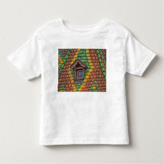 Remarkable roofing in the center of Obernai Toddler T-Shirt