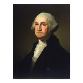 Rembrandt Peale - George Washington Postcard