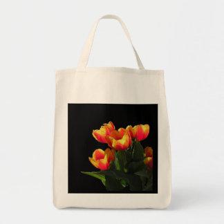 Rembrandt Tulip Organic Tote Bag