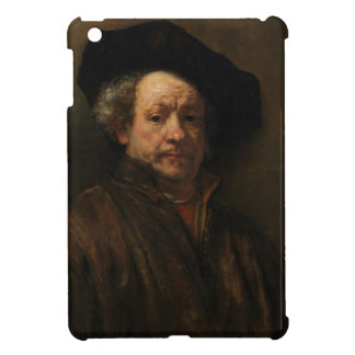 Rembrandt van Rijn's Self Portrait Fine Art iPad Mini Covers