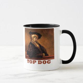 Rembrandt's Dog Mug