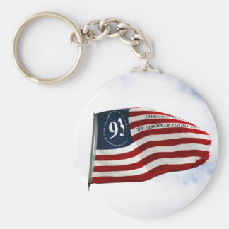 Remember 9/11 - Flight 93 Key Ring