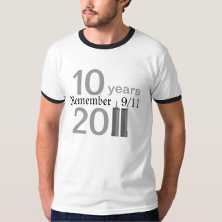 Remember 9/11 t-shirts