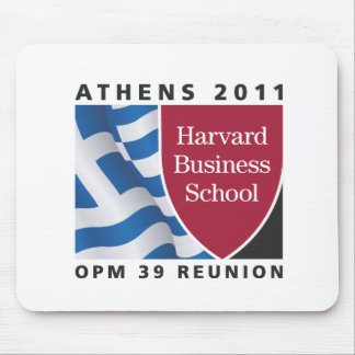 Remember Athens when you do internet banking Mouse Pad