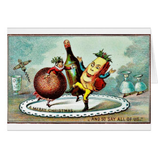 Remember Christmas Greeting Card
