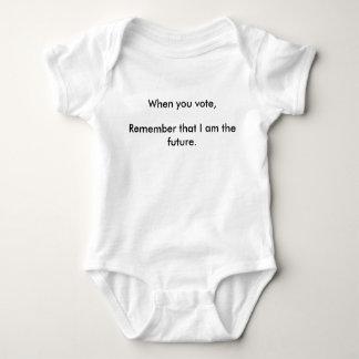 Remember I am the future Bodysuit