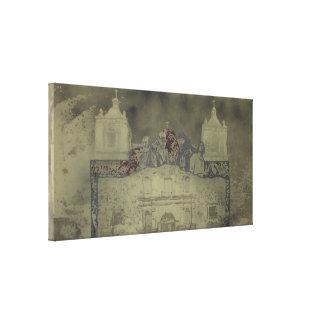 """Remember"" Premium Canvas Print"
