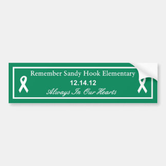 Remember Sandy Hook Elementary School bumper Bumper Sticker