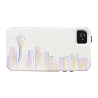 Remember Seattle Case-Mate iPhone 4 Cover
