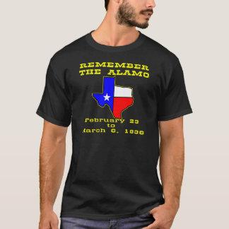 Remember The Alamo #003 T-Shirt