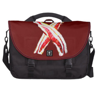 Remember The BACON! Laptop Commuter Bag