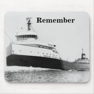 Remember: The Edmund Fitzgerald Mouse Pad