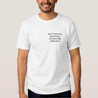 Remember The Frosty Pint Logo T-shirt