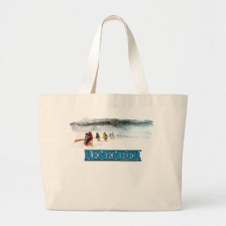 Remember the Trail of Tears Large Tote Bag