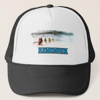 Remember the Trail of Tears Trucker Hat