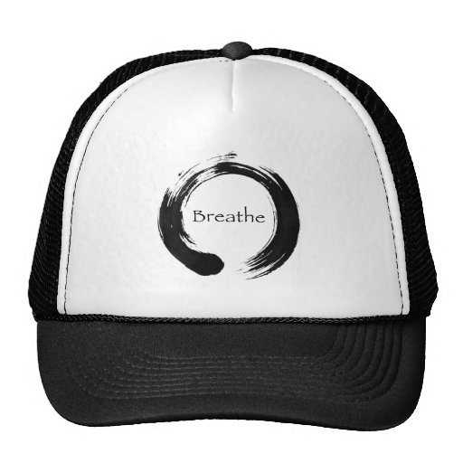 Remember to Breathe! Mesh Hats