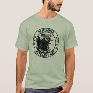 Remember Veterans Day T-Shirt
