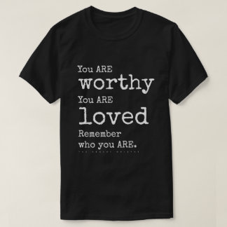 Remember who you ARE (Dark) T-Shirt