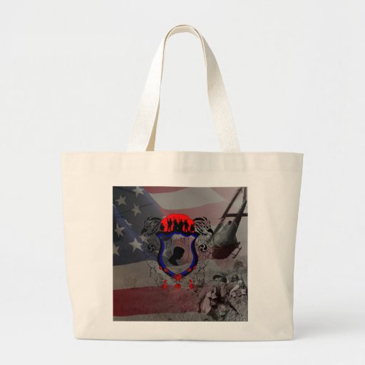Remembere the fall Viet Nam Heroes Bag