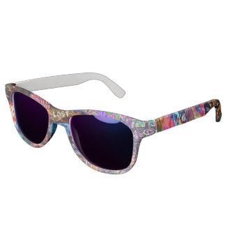 Remembering Grandmas Quilt Sunglasses