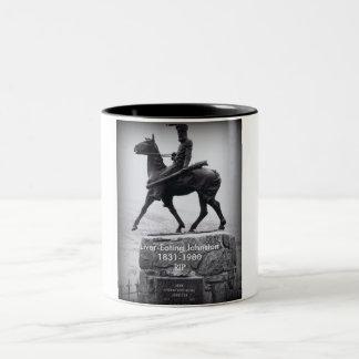 Remembering Liver-Eating Johnston Mug
