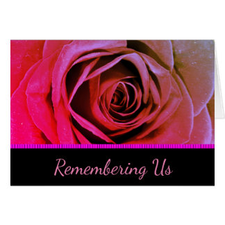 Remembering Us DATE NIGHT Card