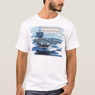 Remembering USS Enterprise CVN-65 T-Shirt