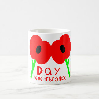 Remembrance Day, Armistice Day or Veterans Day Coffee Mug