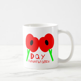 Remembrance Day, Armistice Day or Veterans Day Mug
