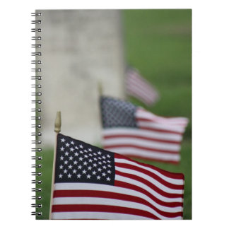 Remembrance Day Spiral Note Book