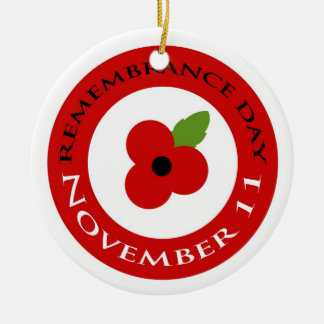 Remembrance Day - Ornament