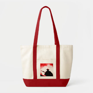 REMEMBRANCE DAY,TROOPS,PAST/PRESENT IMPULSE TOTE BAG