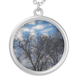 Reminiscence Silver Plated Necklace