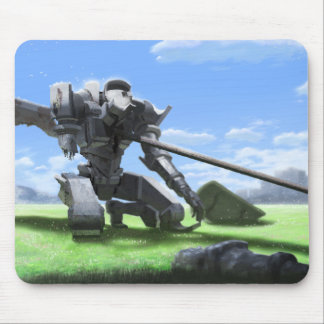 Remnants of War Mouse Pad