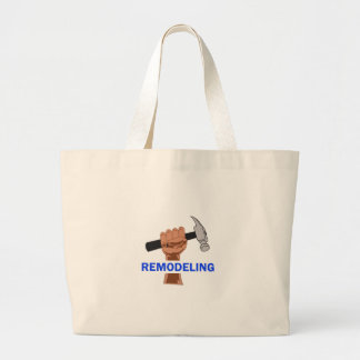 REMODELING TOTE BAG