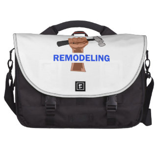 REMODELING COMMUTER BAGS