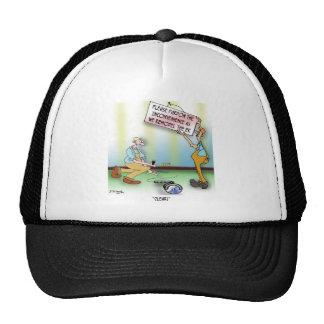 Remodeling the ER Mesh Hats