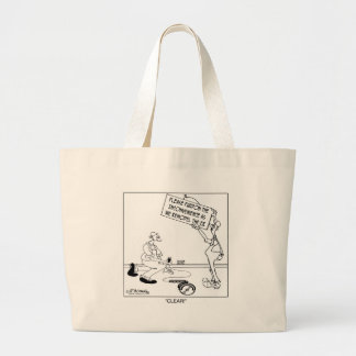 Remodeling the ER Jumbo Tote Bag