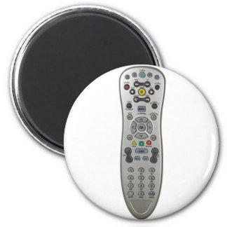 Remote control 6 cm round magnet